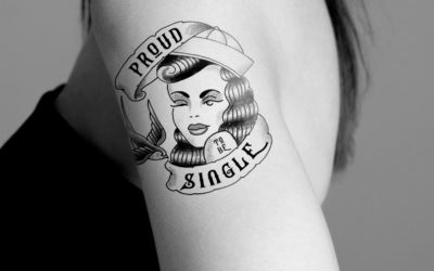 Proud to be single