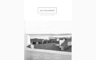 Lançamento revista Salt & Wonder